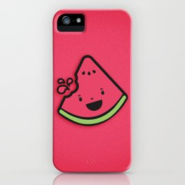 WATERMELON! iPhone Case