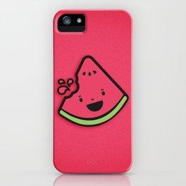 WATERMELON! iPhone Case