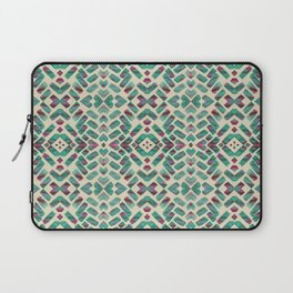 Bohemian Boho Ornament Pattern Laptop Sleeve