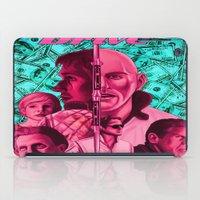 drive iPad Cases featuring Drive by David Amblard