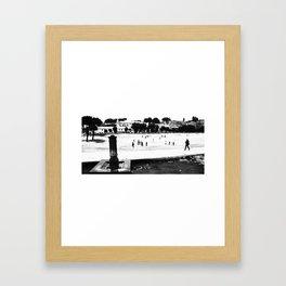 Rome_Circo Massimo Framed Art Print