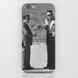 Casino- Ace & Nicky in the Desert iPhone Case