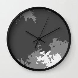 Camo 20 Wall Clock