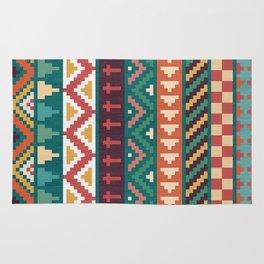 Southwestern Pattern Rug