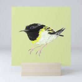 Stitchbird Mini Art Print