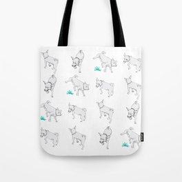 Karson the Chihuahua Tote Bag