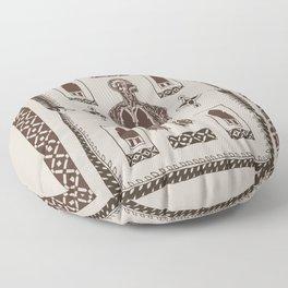 Roots Floor Pillow