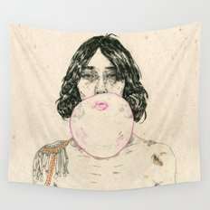 Hard Knock Wall Tapestry