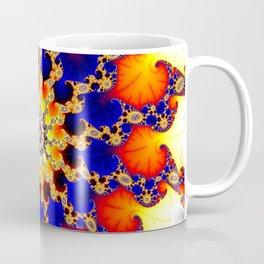 fire wheel Coffee Mug