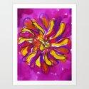 Bright Flower by bethemmott
