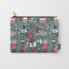 Pyrex and Pasta Carry-All Pouch