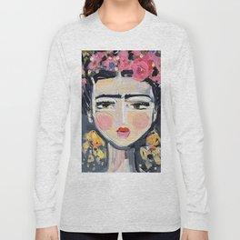 Fine Frida Long Sleeve T-shirt