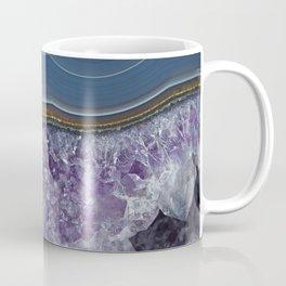Amethyst Geode Agate Coffee Mug