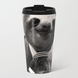 Gentleman Sloth #3 Travel Mug