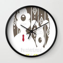 Wallace and Gromit Wall Clock