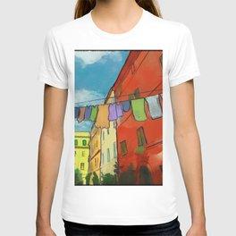 Laundry in Trastevere T-shirt