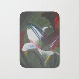 Colorful Flower Bath Mat