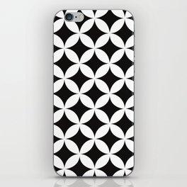 Shippo (cloisonne)Geometric Pattern iPhone Skin