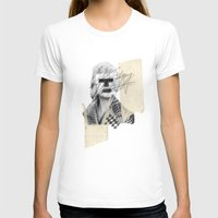moss T-shirts featuring Kate Moss by FAMOUS WHEN DEAD