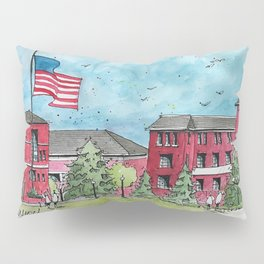 Lee & Union at Mississippi State University Pillow Sham