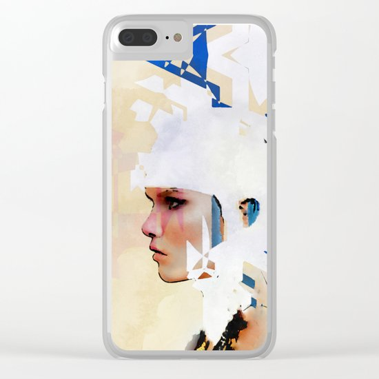 Valkyrie 2 Clear iPhone Case