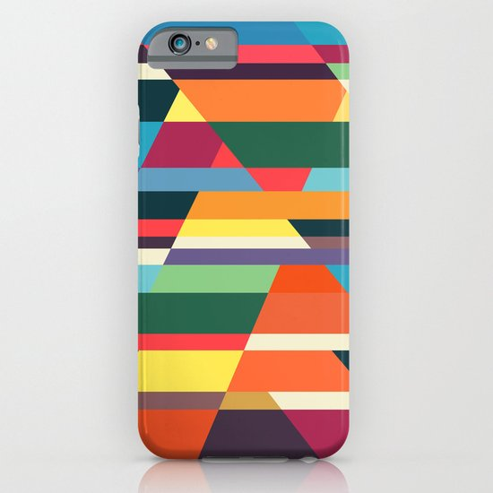 The hills run to infinity iPhone & iPod Case