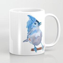 Little Blue Birdie Coffee Mug