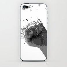 fist 5 iPhone & iPod Skin