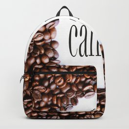 Caffeine Backpack
