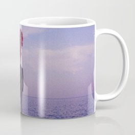A Man In The Middle Coffee Mug