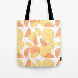 14 Citrus Showers Tote Bag