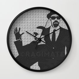 Goodbye Breaking Bad! Wall Clock
