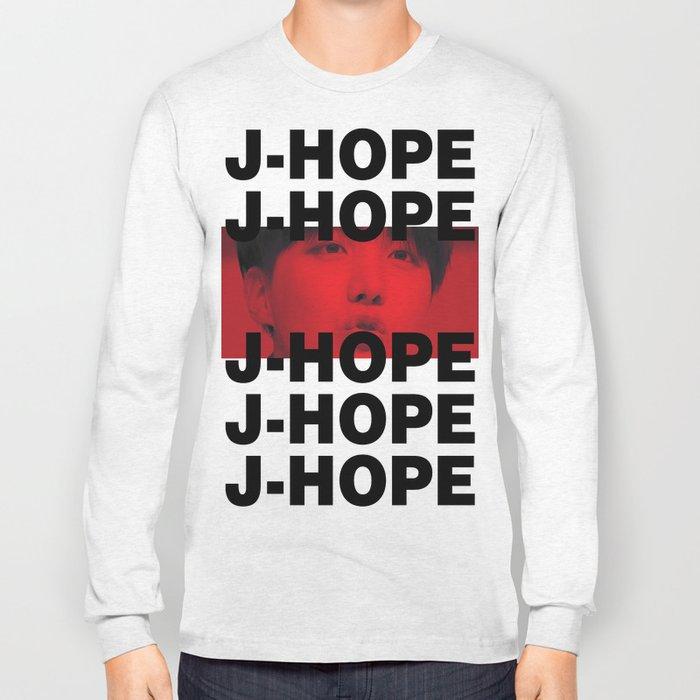 BTS - JHope Long Sleeve T-shirt