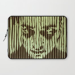no casualities - green version Laptop Sleeve