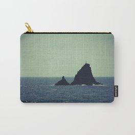 Santorini, Greece 12 Carry-All Pouch