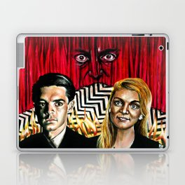 """""""The Red Room"""" by Kristin Frenzel Laptop & iPad Skin"""