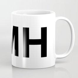 SMH (Shaking My Head) Coffee Mug