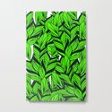 Jungle Banana Leaves Pattern by cadinera