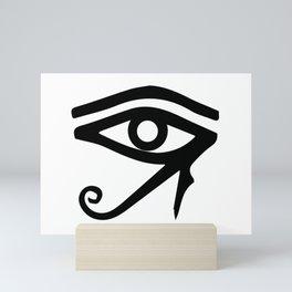 The Eye of Ra Mini Art Print