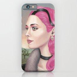 Thomasina iPhone Case