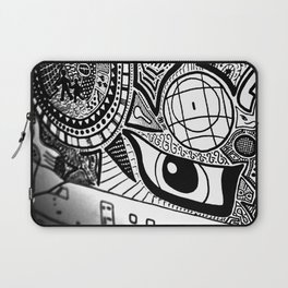 Fly with me Laptop Sleeve