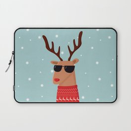 Merry Christmas Dude Laptop Sleeve