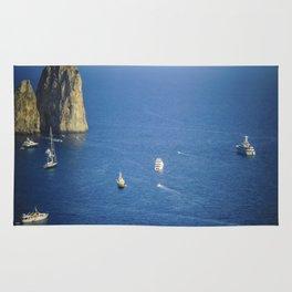 Capri, Amalphi Coast, Italy 7 Rug