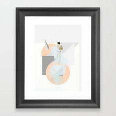 Orientation Framed Art Print