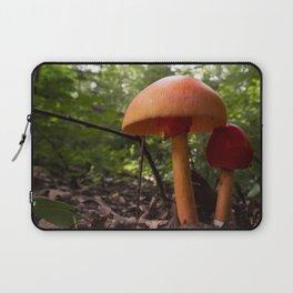 Two Mushrooms Laptop Sleeve