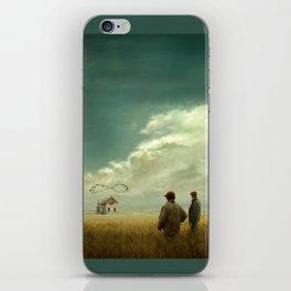 The Flock iPhone Skin