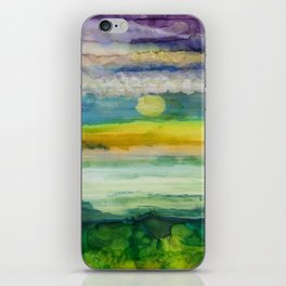 For Me, This is Heaven iPhone Skin