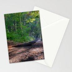 Autumn woodland 1 Stationery Cards