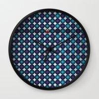 scream Wall Clocks featuring Scream by Maris Glez