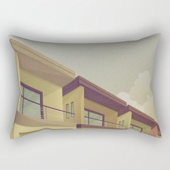 Mezzell Style Rectangular Pillow